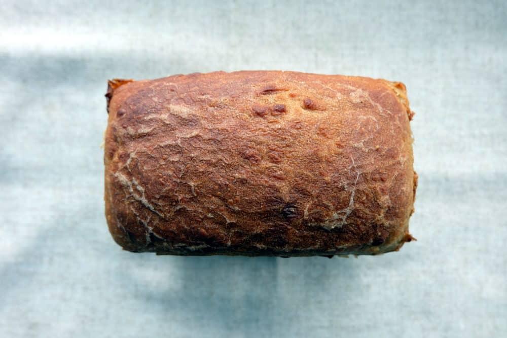 Dan Lepard 100% Rye Flour Bread