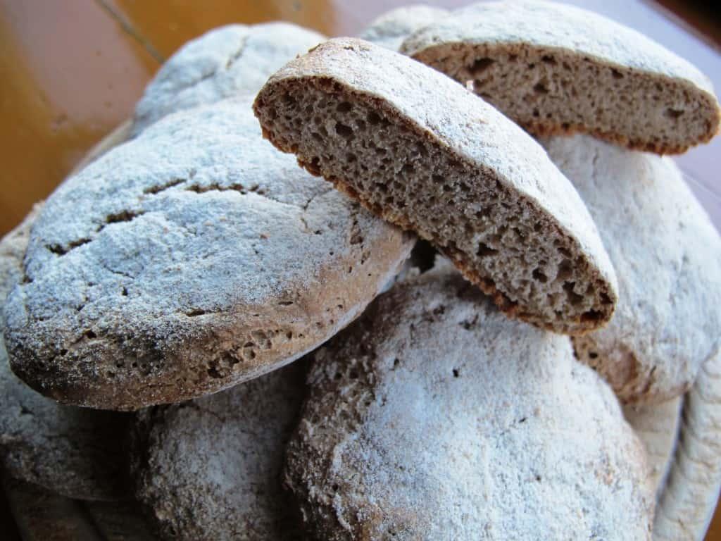 Vinschgerl - Rustic, aromatic flatbreads.