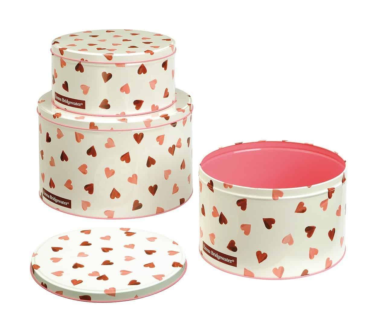 Mini Round Cake Tins