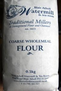 Blair Atholl Coarse Wholemeal Flour