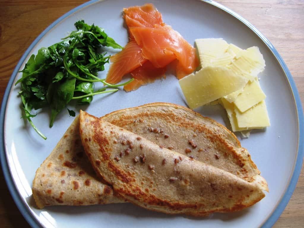 Buckwheat Pancake Recipe - TheBreadSheBakes