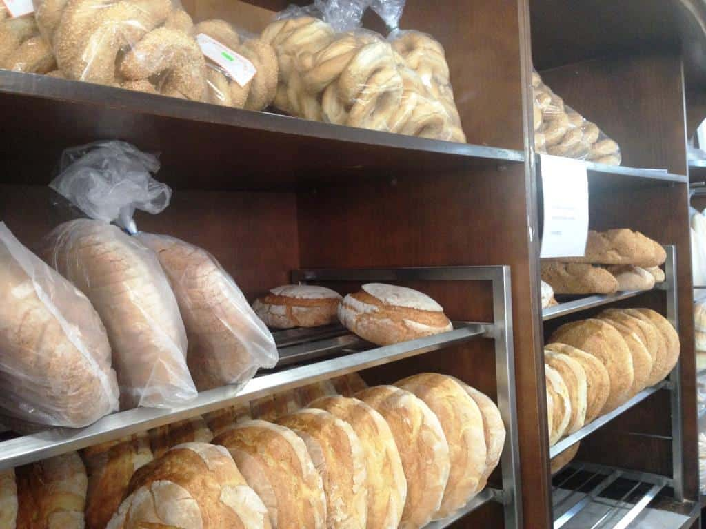Village bakery breads