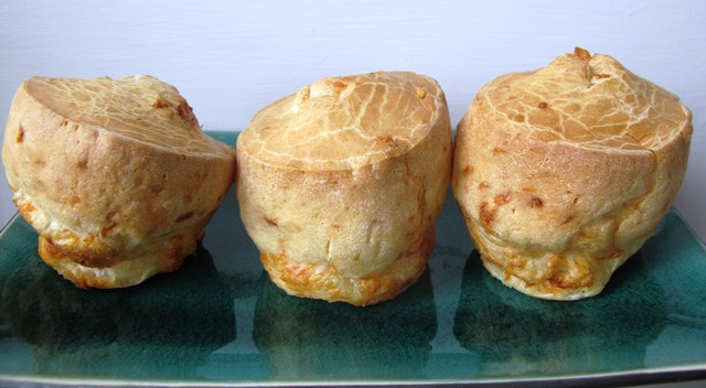 Brazilian manioc buns