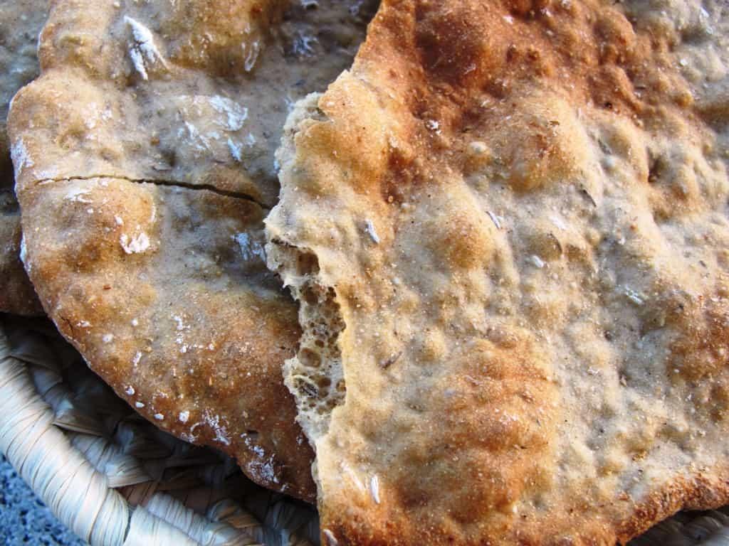 Crunchy Schüttelbrot