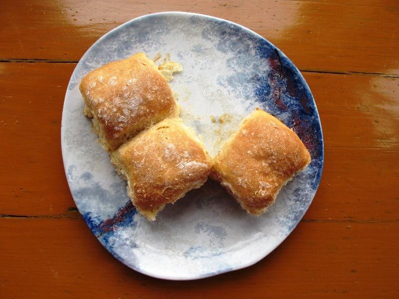 Buchteln Pull Apart Bread