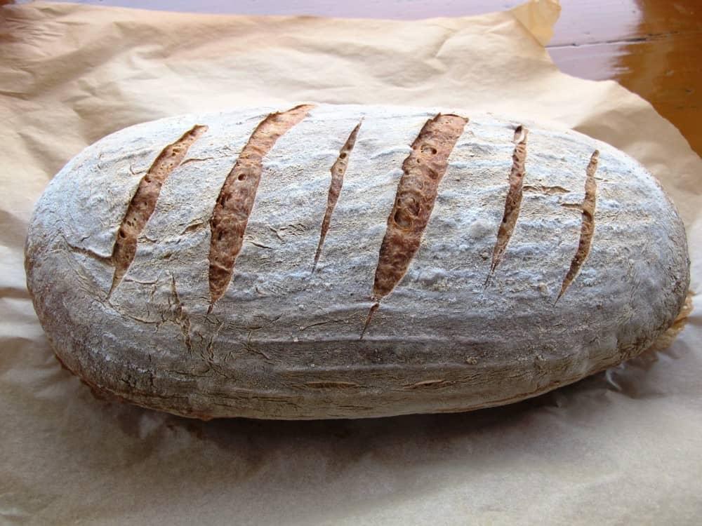 Dan Lepard Barm Wheat Bread