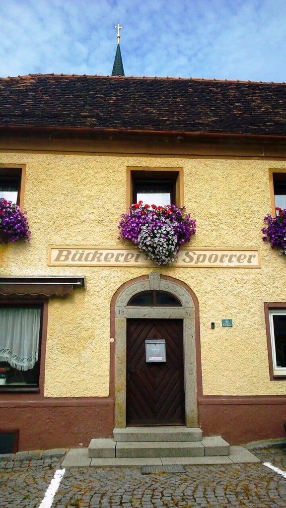 Bäckerei Sporrer Gilgenberg Austria