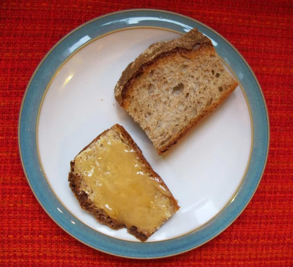 Potato bread - Lovely with just butter and honey