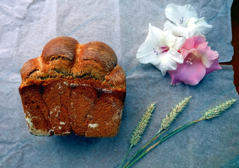 Milk bread recipe
