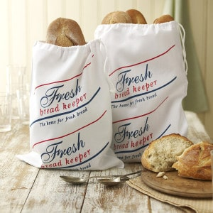 'Fresh Bread Keeper' Bread Bag
