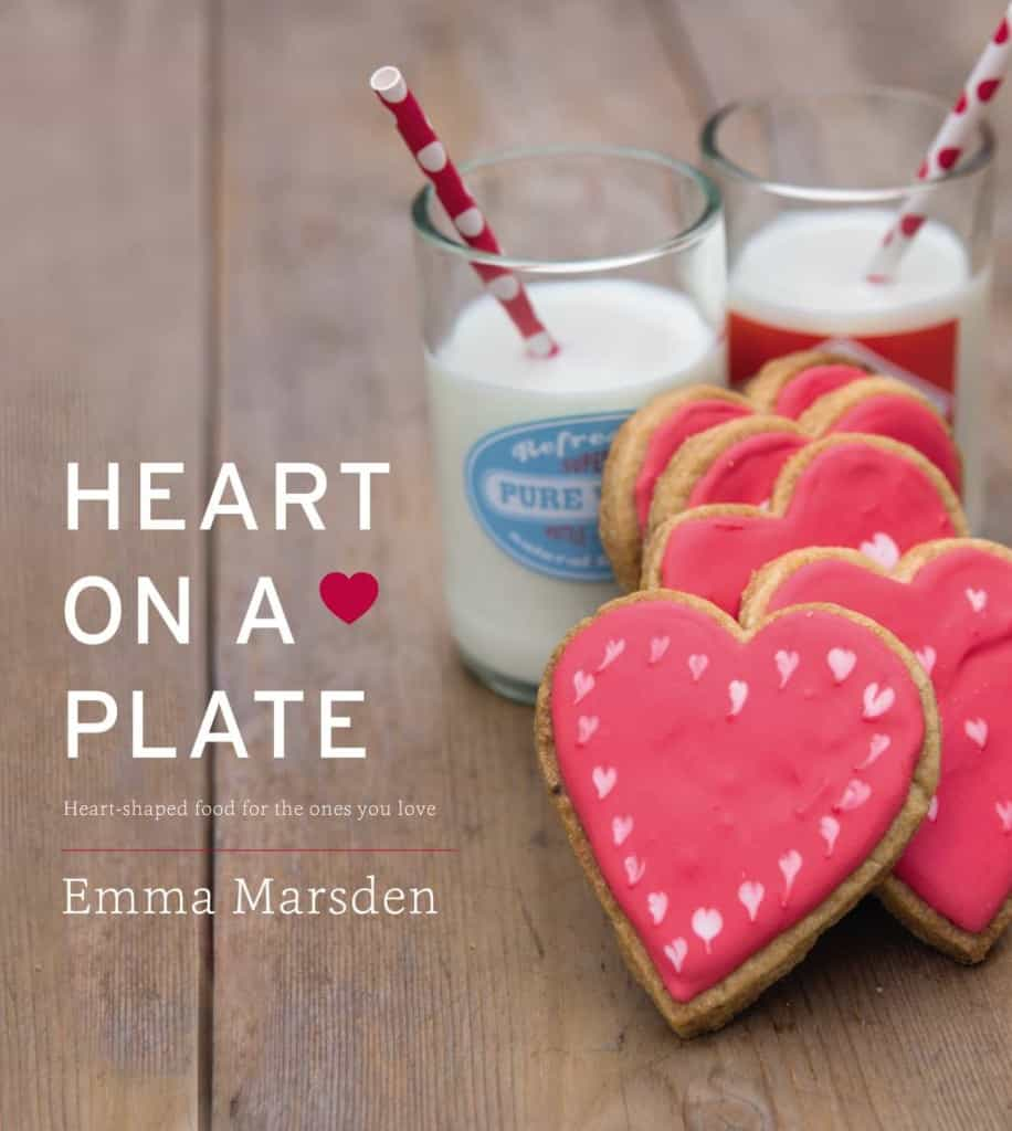 Heart on a Plate - Emma Marsden