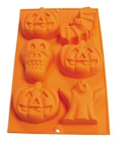 Lekue Halloween Baking Mould Fun Halloween Baking Idea