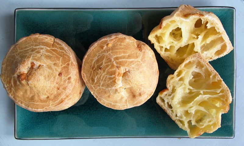 Manioc cheese buns