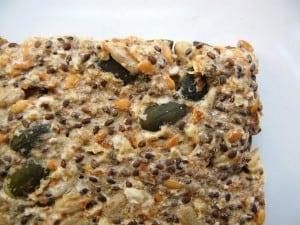 Chia Seed Cracker