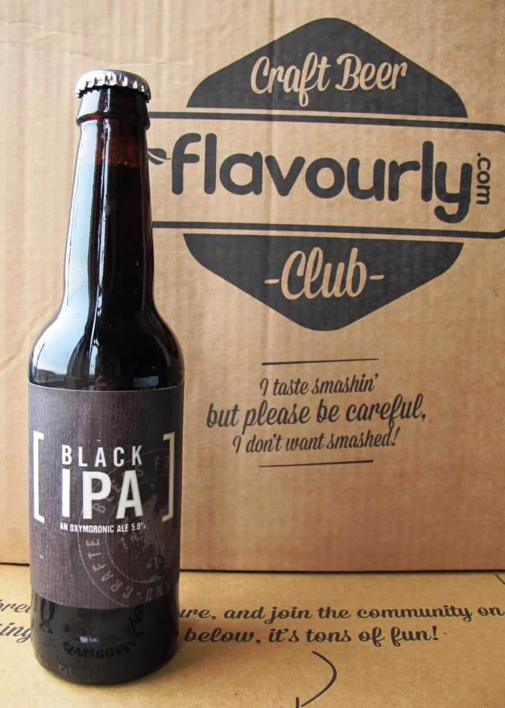 Flavourly Stewart's Brewing Black IPA