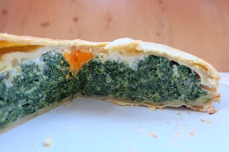 Torta Pasqualina Easter Bread