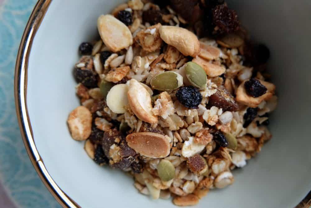 Cloudside Inn Granola