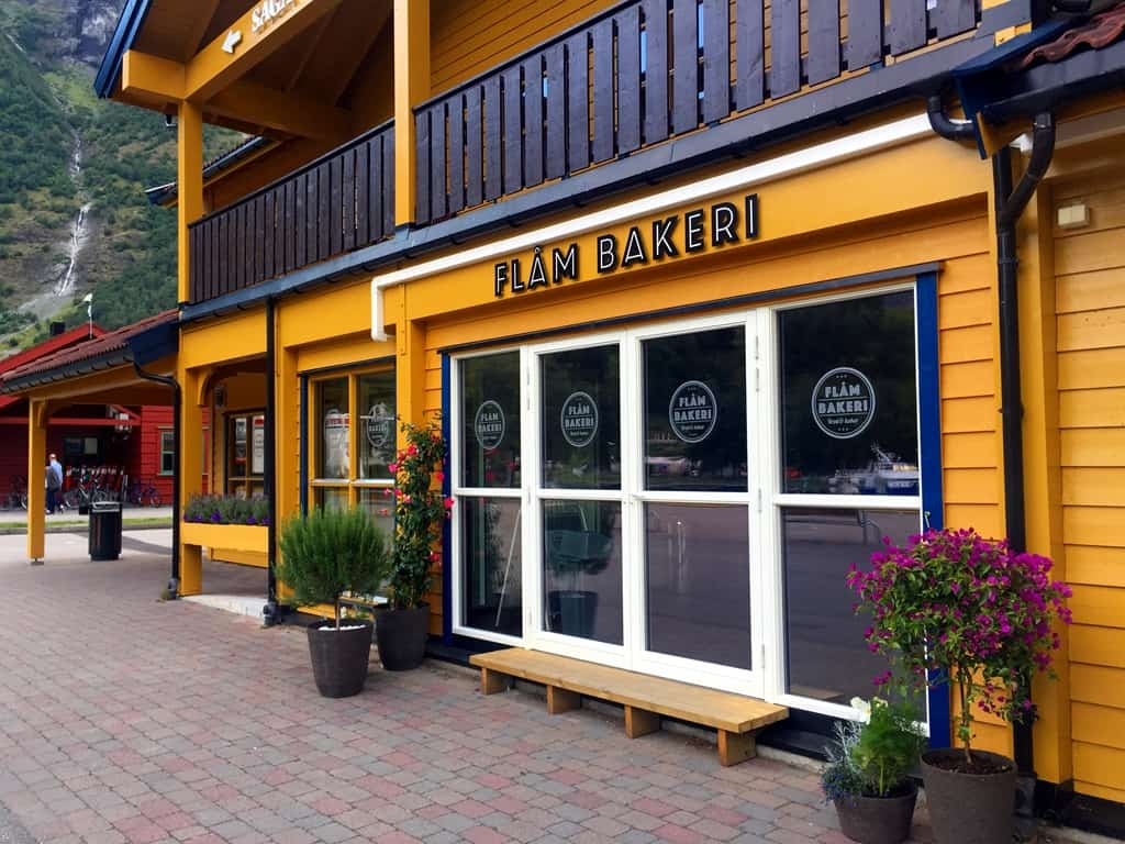 Flåm Bakeri, Norway