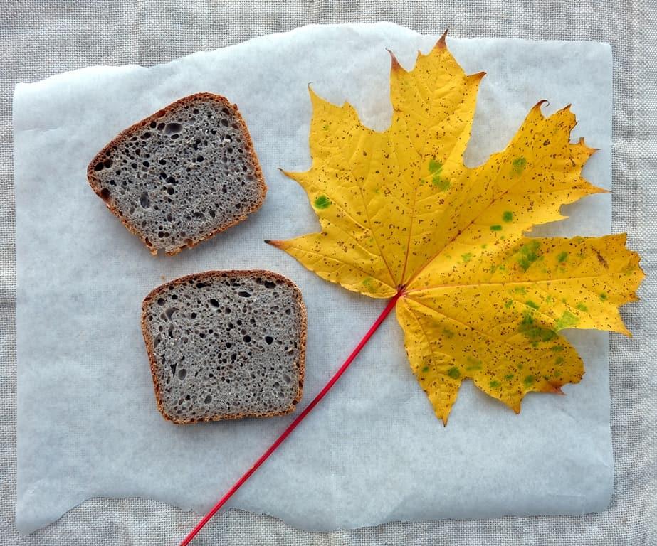 Chestnut Flour Bread