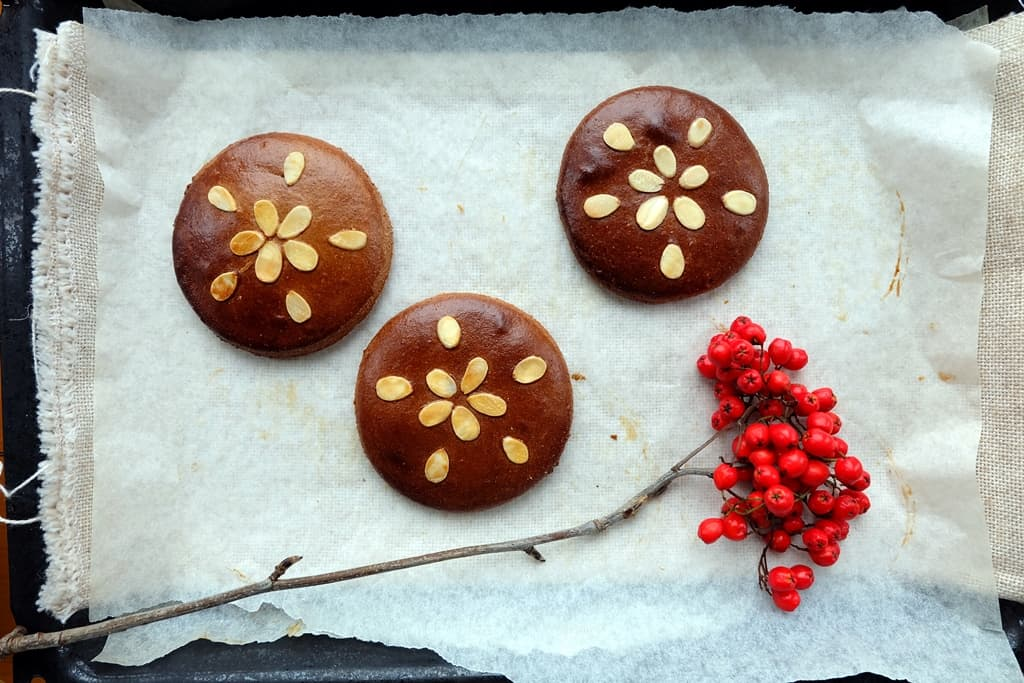 Traditional Lebkuchen