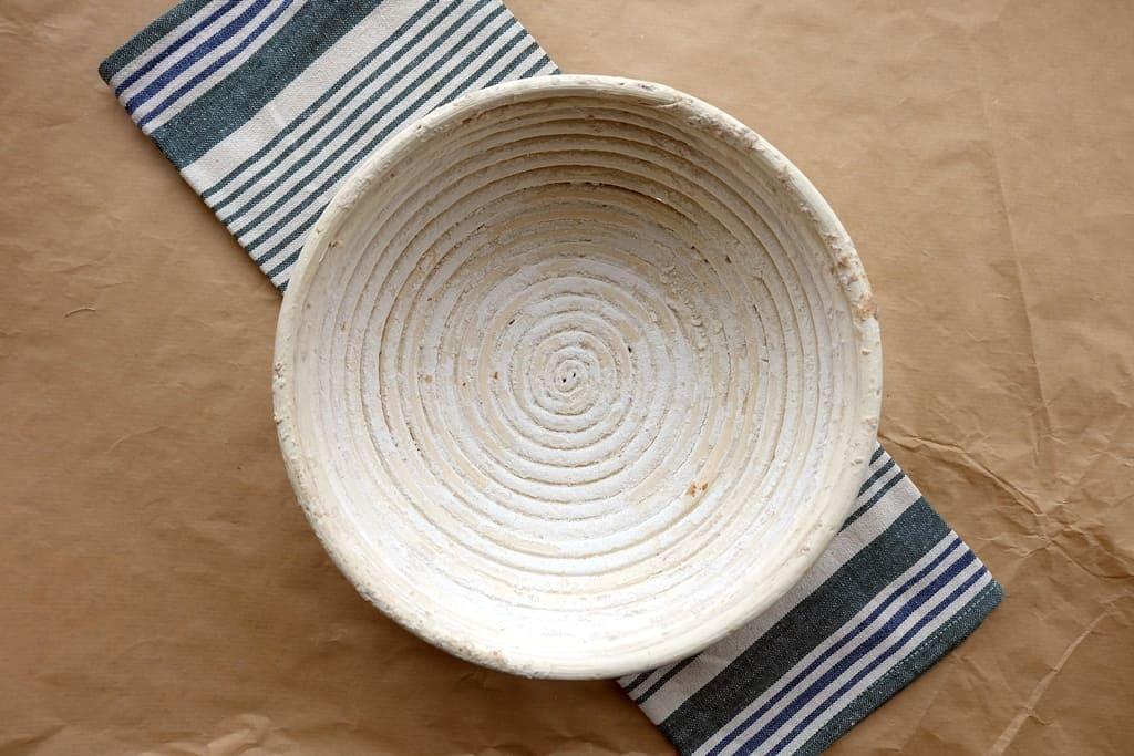 Round banneton