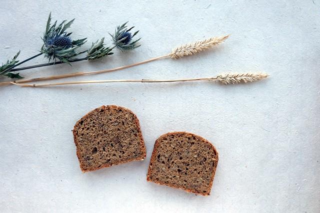 Homemade seeded sourdough