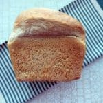 White bloomer bread