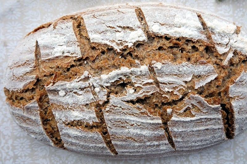 Caraway seed bread recipe