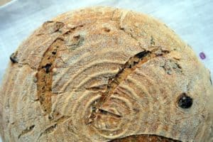 Fennel seed bread