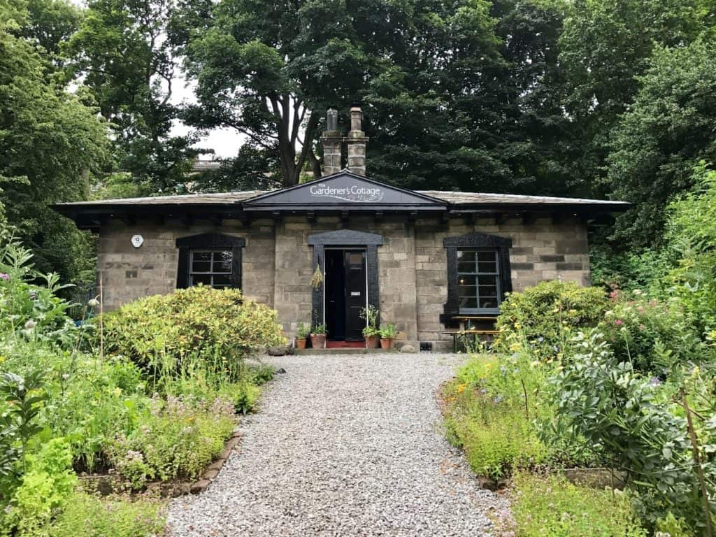 The Gardener's Cottage Edinburgh