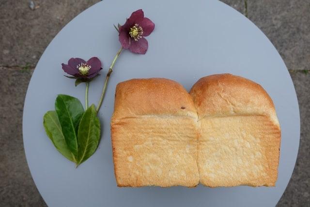 Japanese milk bread shokupan