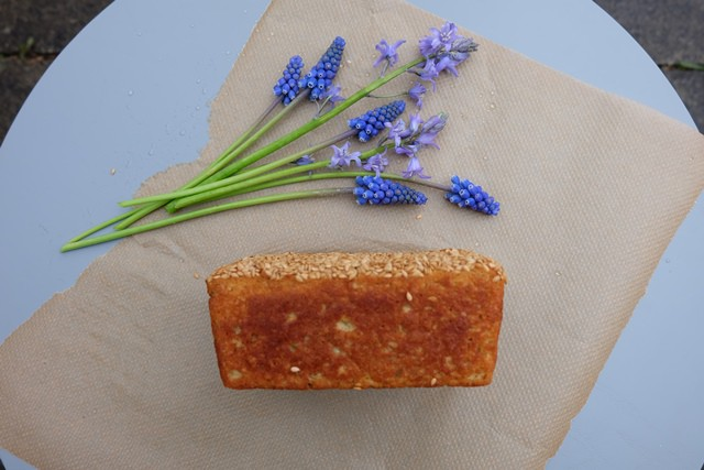 Tapioca flour bread gluten free