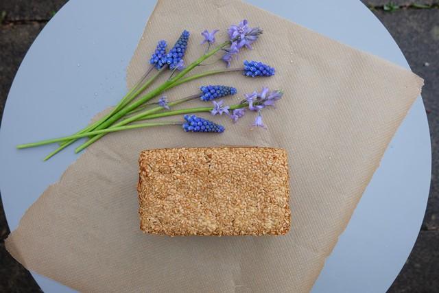 Tapioca flour bread